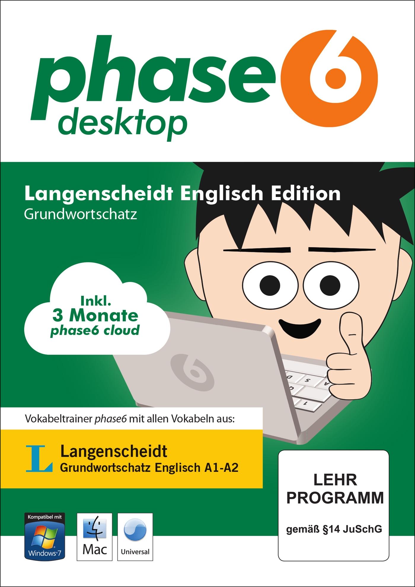 phase6 desktop - Langenscheidt Englisch Edition...