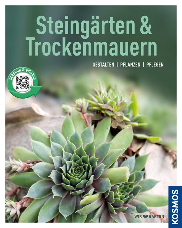 Steingärten und Trockenmauern: Gestalten, pflanzen, pflegen - Angela Beck [Taschenbuch]