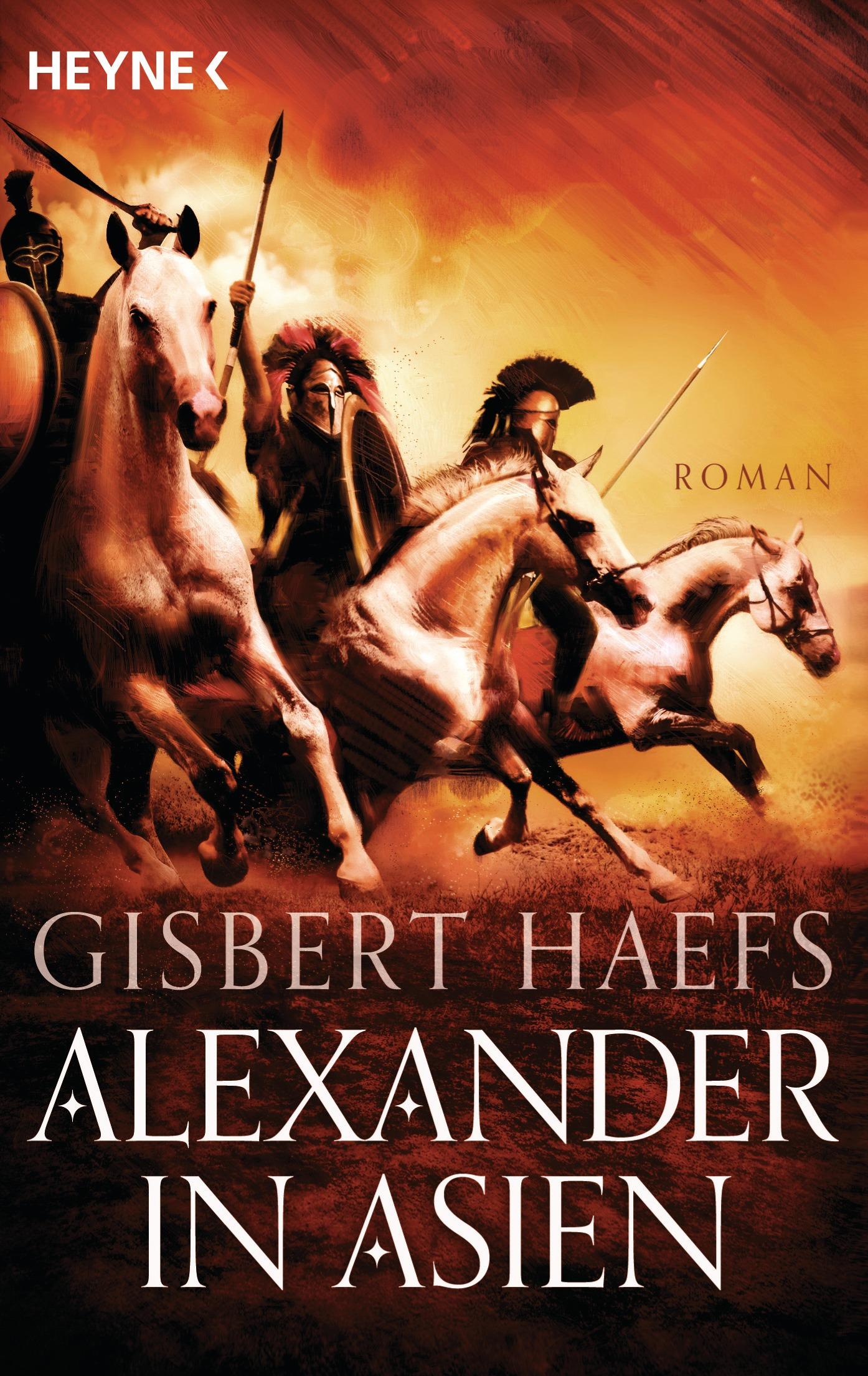 Alexander in Asien: Alexander 2 - Haefs, Gisbert