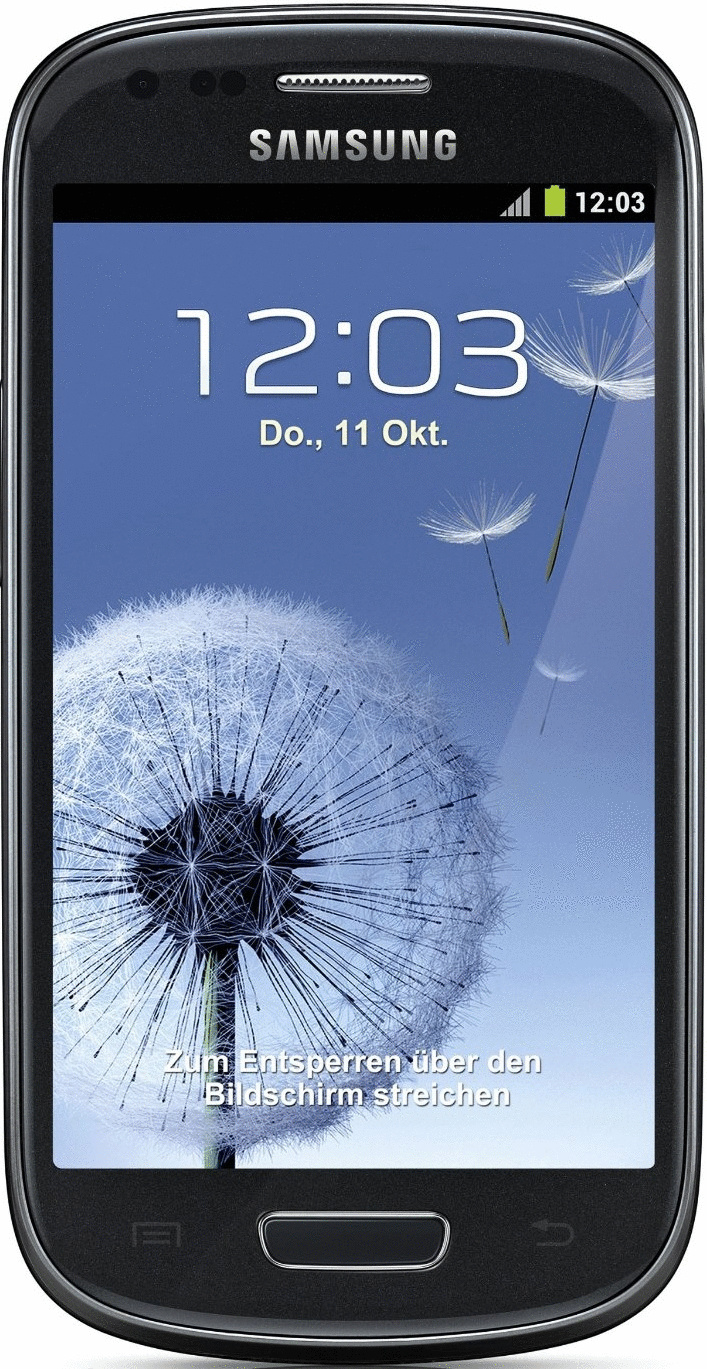 Samsung I8190 Galaxy S III mini 8GB zwart