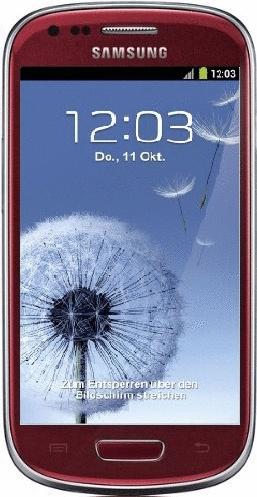 Samsung I8190 Galaxy S III mini 8GB rood