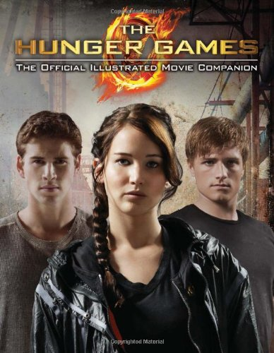 The Hunger Games: Official Illustrated Movie Co...