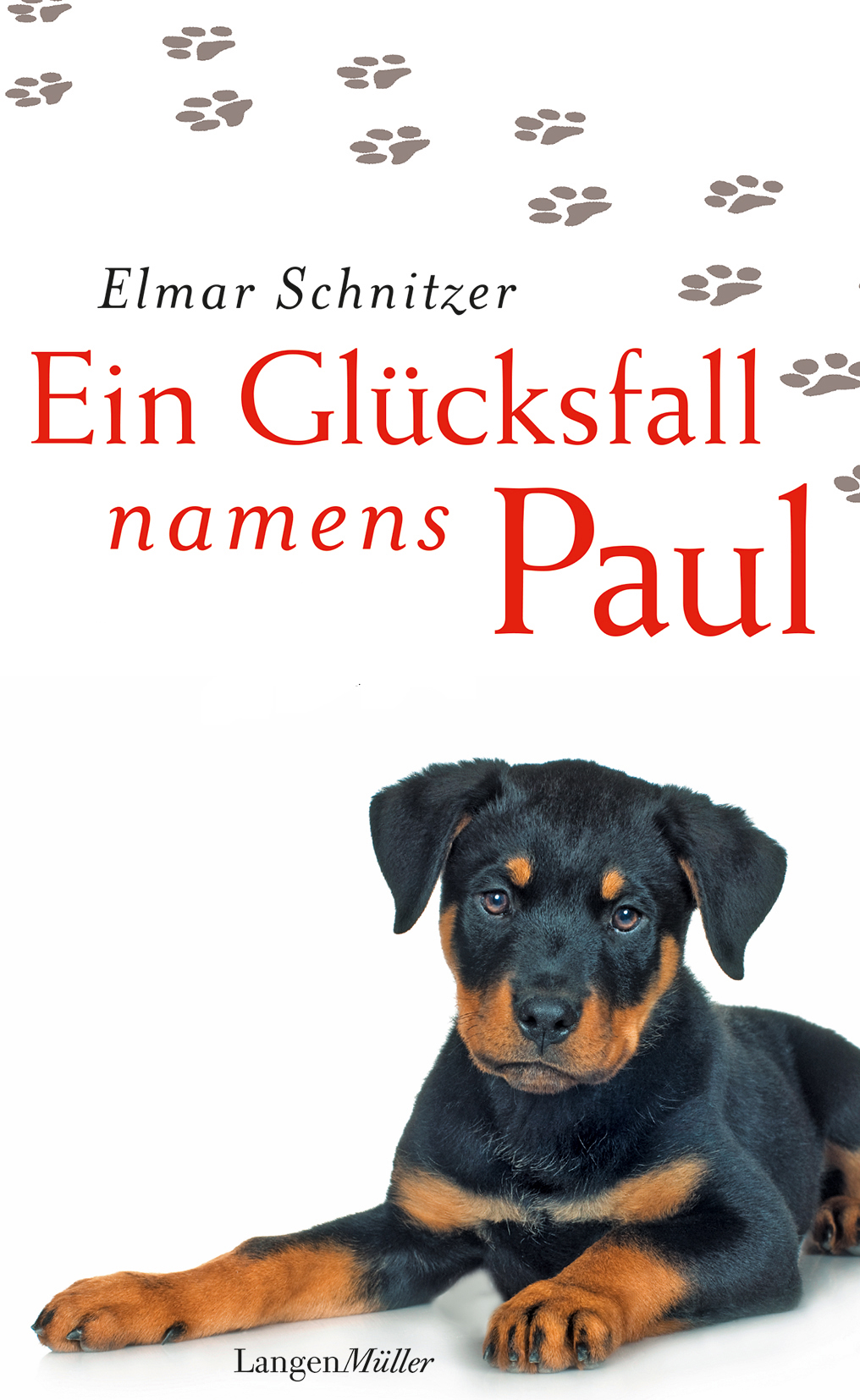 Ein Glücksfall namens Paul - Elmar Schnitzer