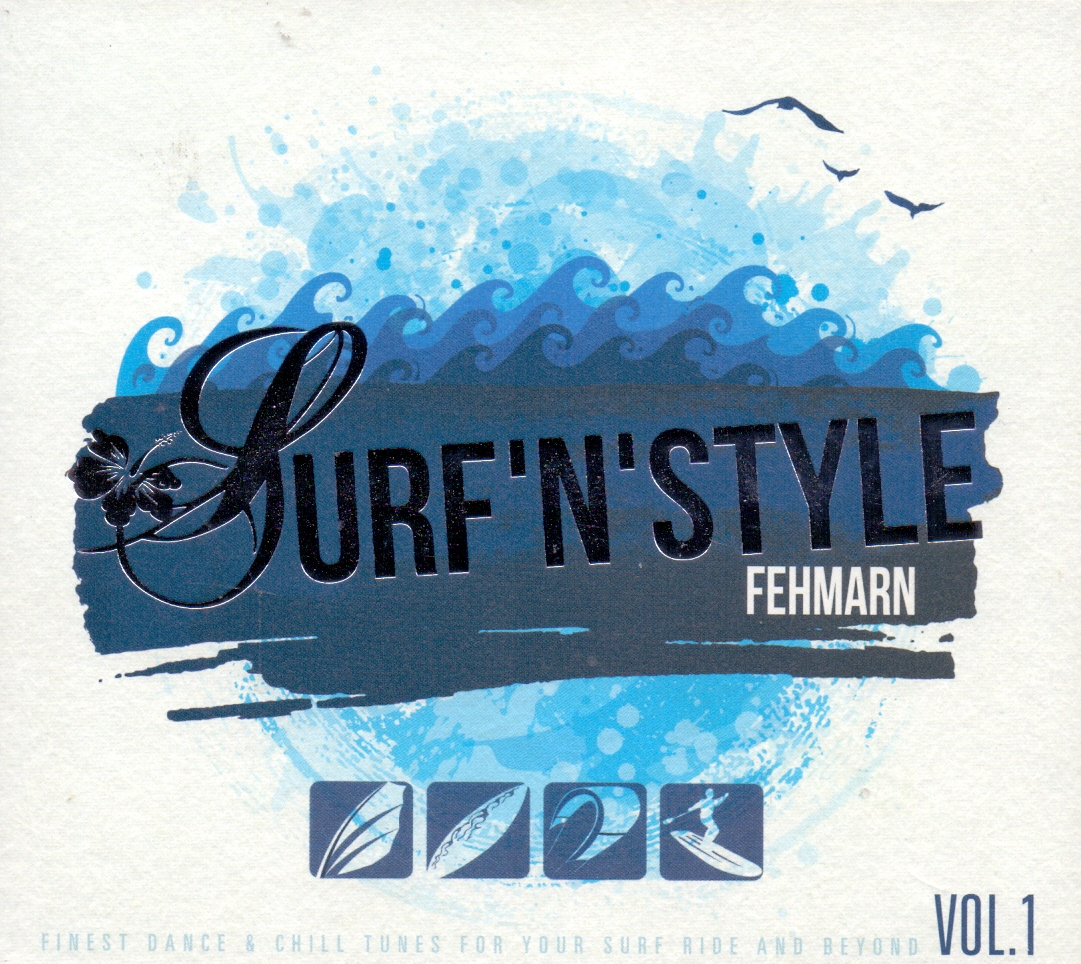 Various - Surf´n´Style Fehmarn Vol.1 [2 CDs]