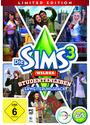 Die Sims 3: Wildes Studentenleben [AddOn, Limited Edition]