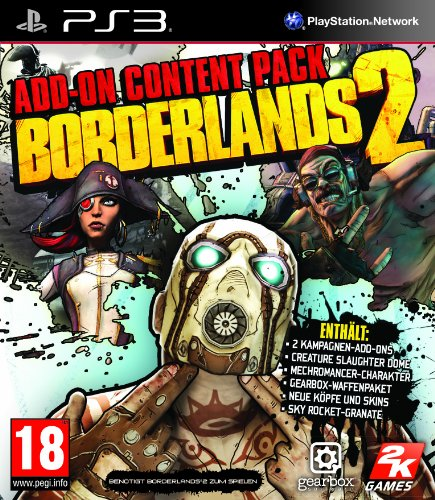 Borderlands 2: Add-On Content Pack [Internation...