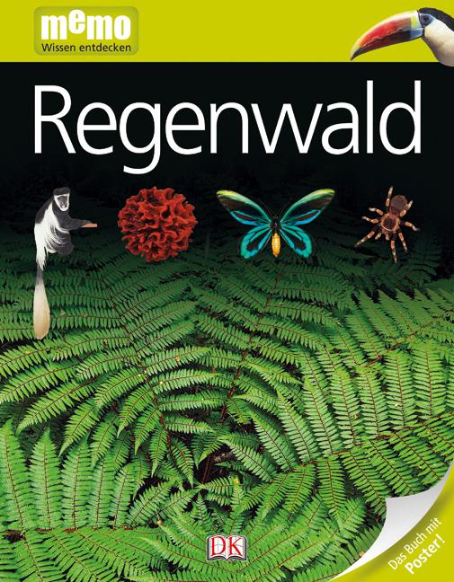 memo Wissen entdecken - Band 20: Regenwald - Do...