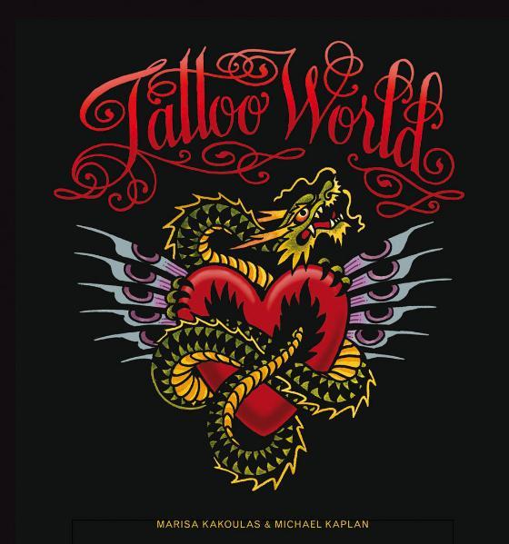 Tattoo World: Die besten Stile und Studios welt...