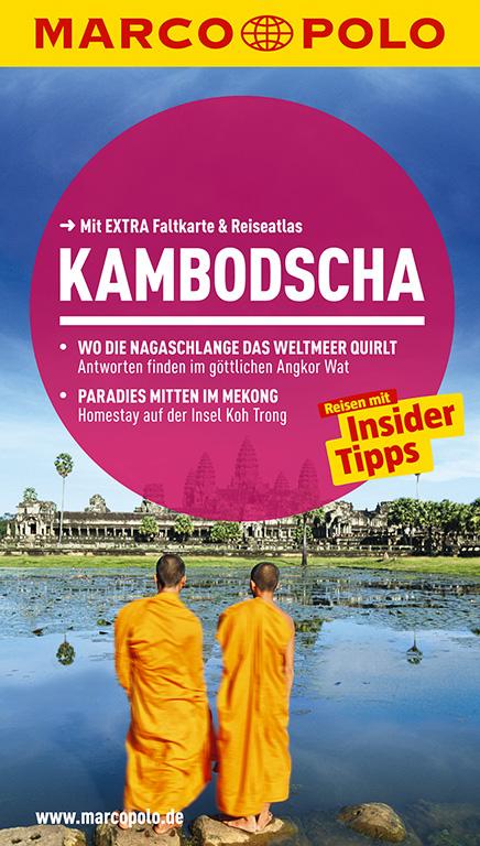 MARCO POLO Reiseführer Kambodscha - Miethig, Martina