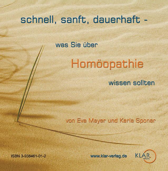 Was Sie über Homöopathie wissen sollten, 1 Audi...