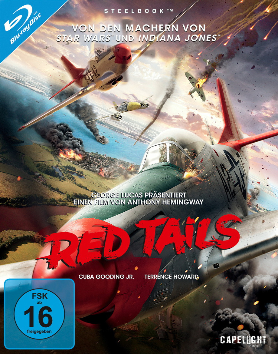 Red Tails [Steelbook]