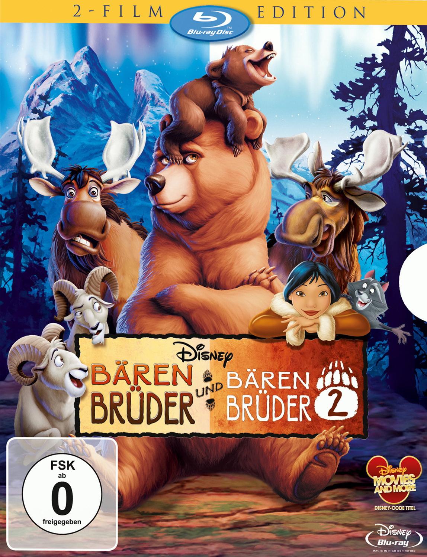 Bärenbrüder / Bärenbrüder 2 [2-Film Edition]