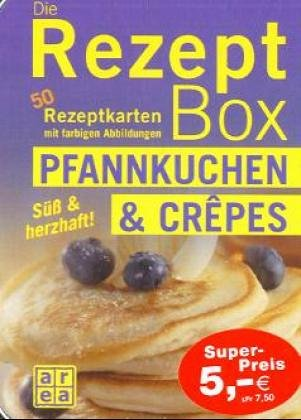 Pfannkuchen und Crepes