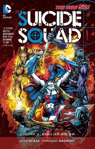 The New 52: Suicide Squad: Vol. 2 - Basilisk Rising - Adam Glass [Softcover]