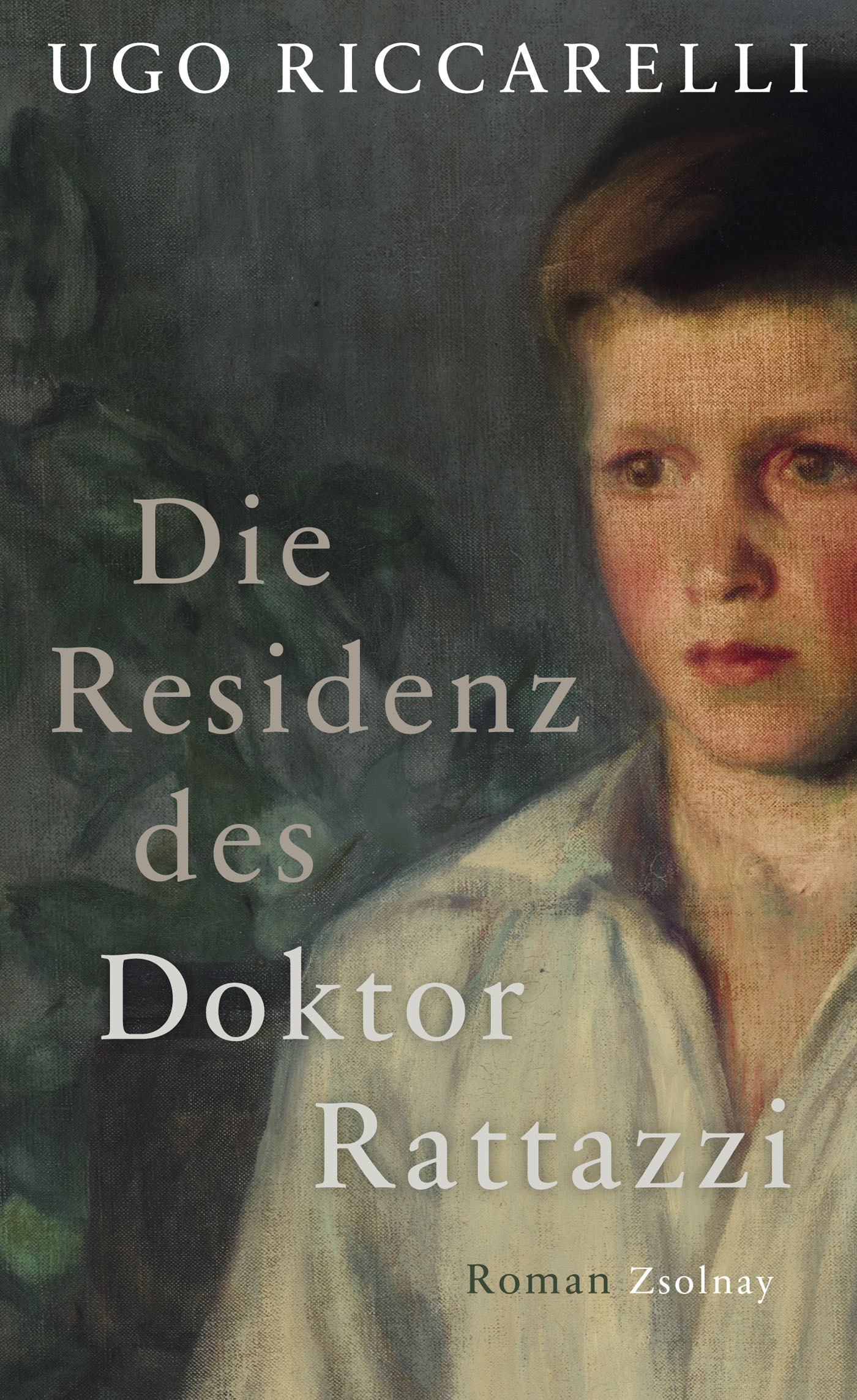 Die Residenz des Doktor Rattazzi - Ugo Riccarelli