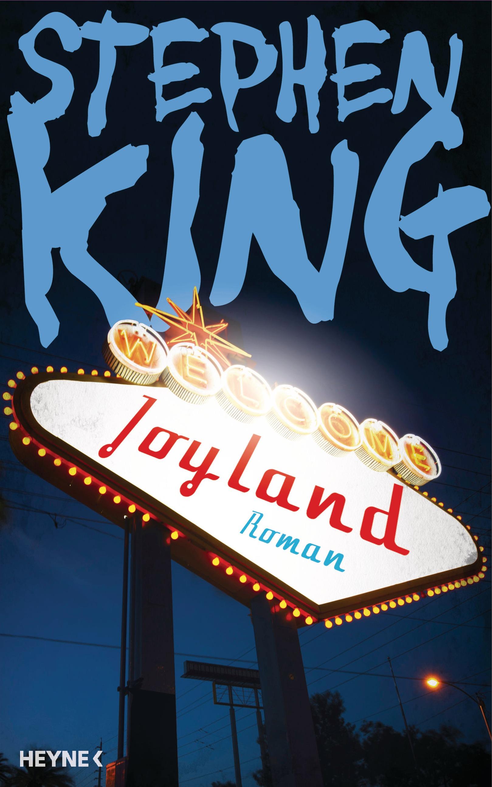 Joyland - Stephen King [Gebundene Ausgabe]
