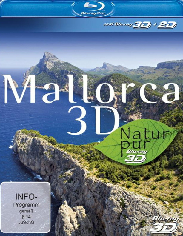 Mallorca 3D - Natur pur [3D/2D]