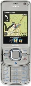 Nokia 6210 Navigator grey