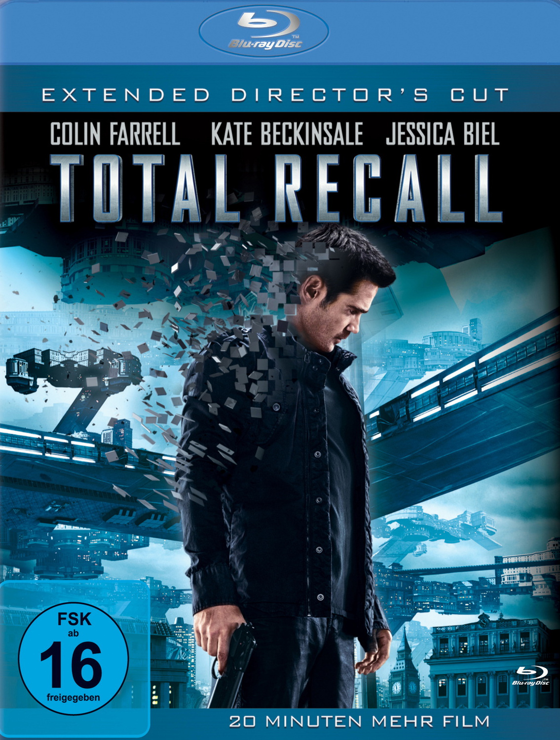 Total Recall [Extended Director´s Cut]