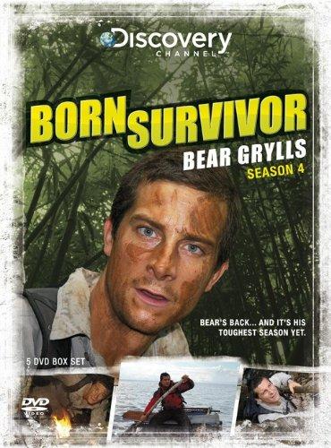 Born Survivor Bear Grylls - Season 4 [UK Import]