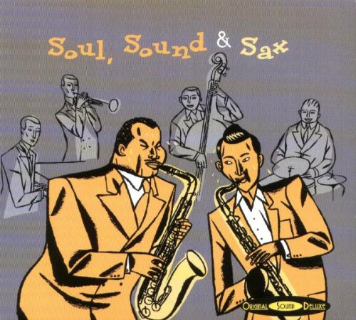 Various - Soul, Sound and Sax