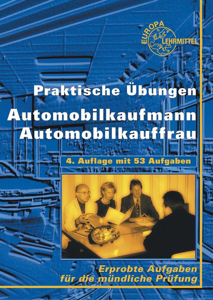 Praktische Übungen Automobilkauffrau/Automobilk...