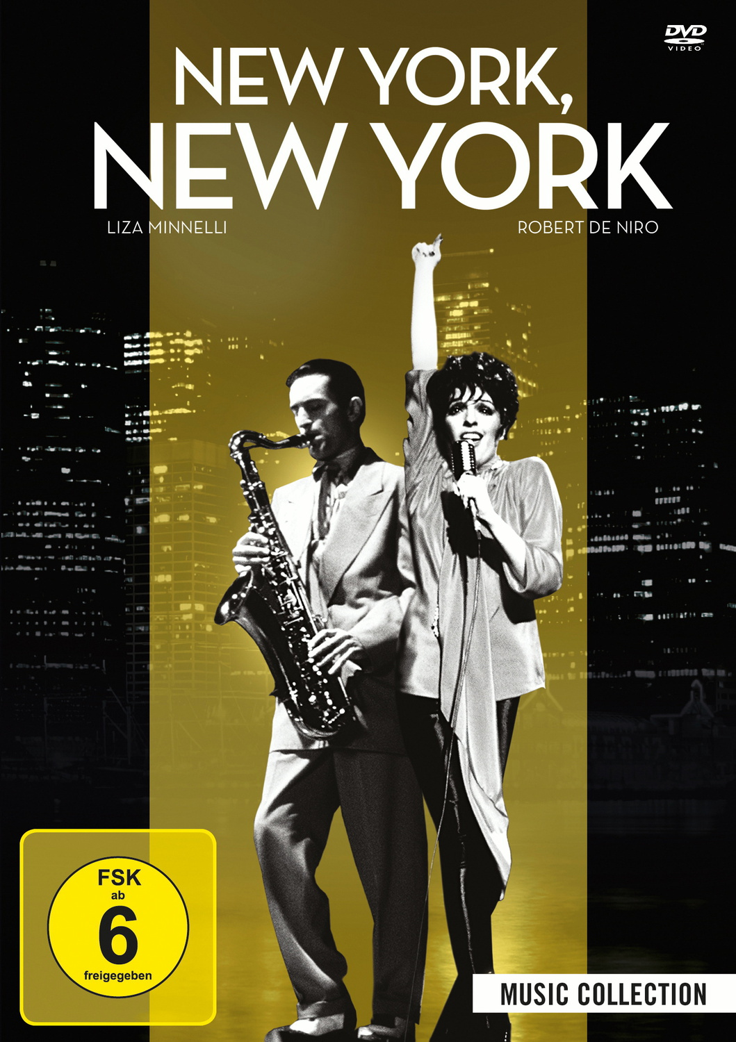 New York, New York (Music Collection)