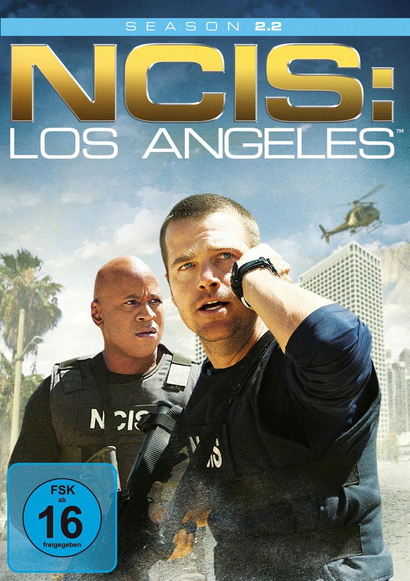 NCIS - Los Angeles - Season 2.2 [3 DVDs]
