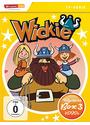 Wickie und die starken Männer - Staffel 3, Folge 40-59 [3 DVDs] - Runer Jonsson
