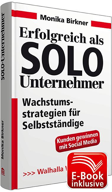 Solo-Unternehmer: Wachstumsstrategien und Selbs...
