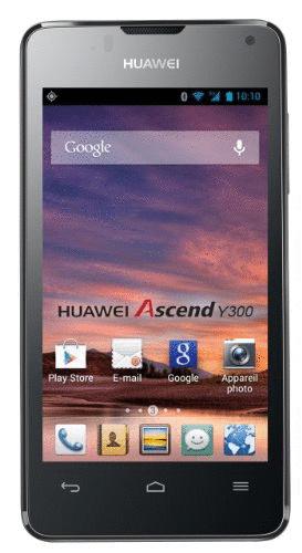 Huawei Ascend Y300 4GB schwarz