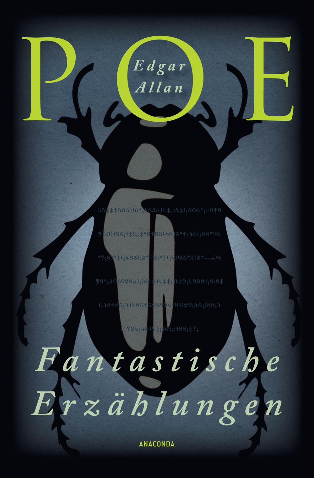 Poe - Fantastische Erzählungen - Edgar Allan Poe