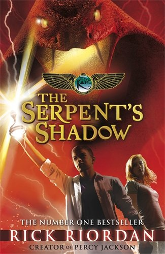 The Kane Chronicles: The Serpent´s Shadow - Rio...