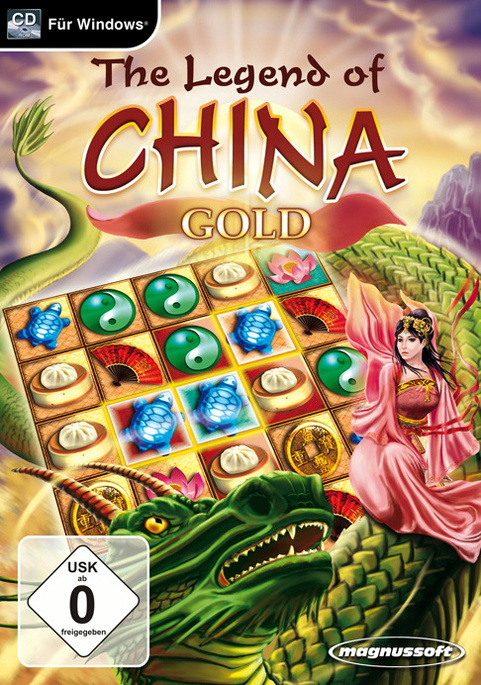 The Legend of China Gold