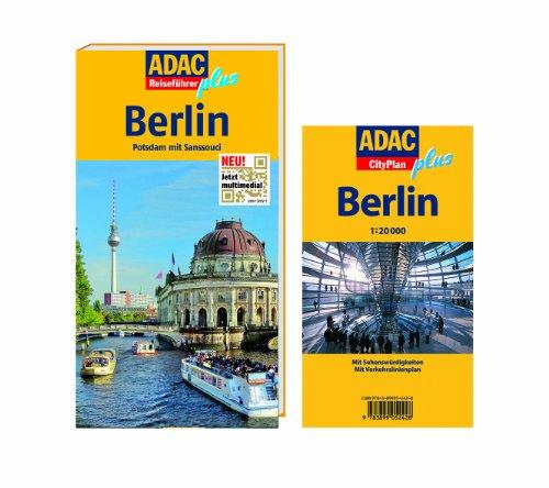 ADAC Reiseführer plus Berlin - Wiese, Enno