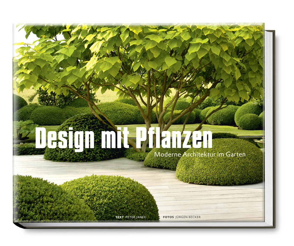 Design mit Pflanzen - Moderne Architektur im Ga...
