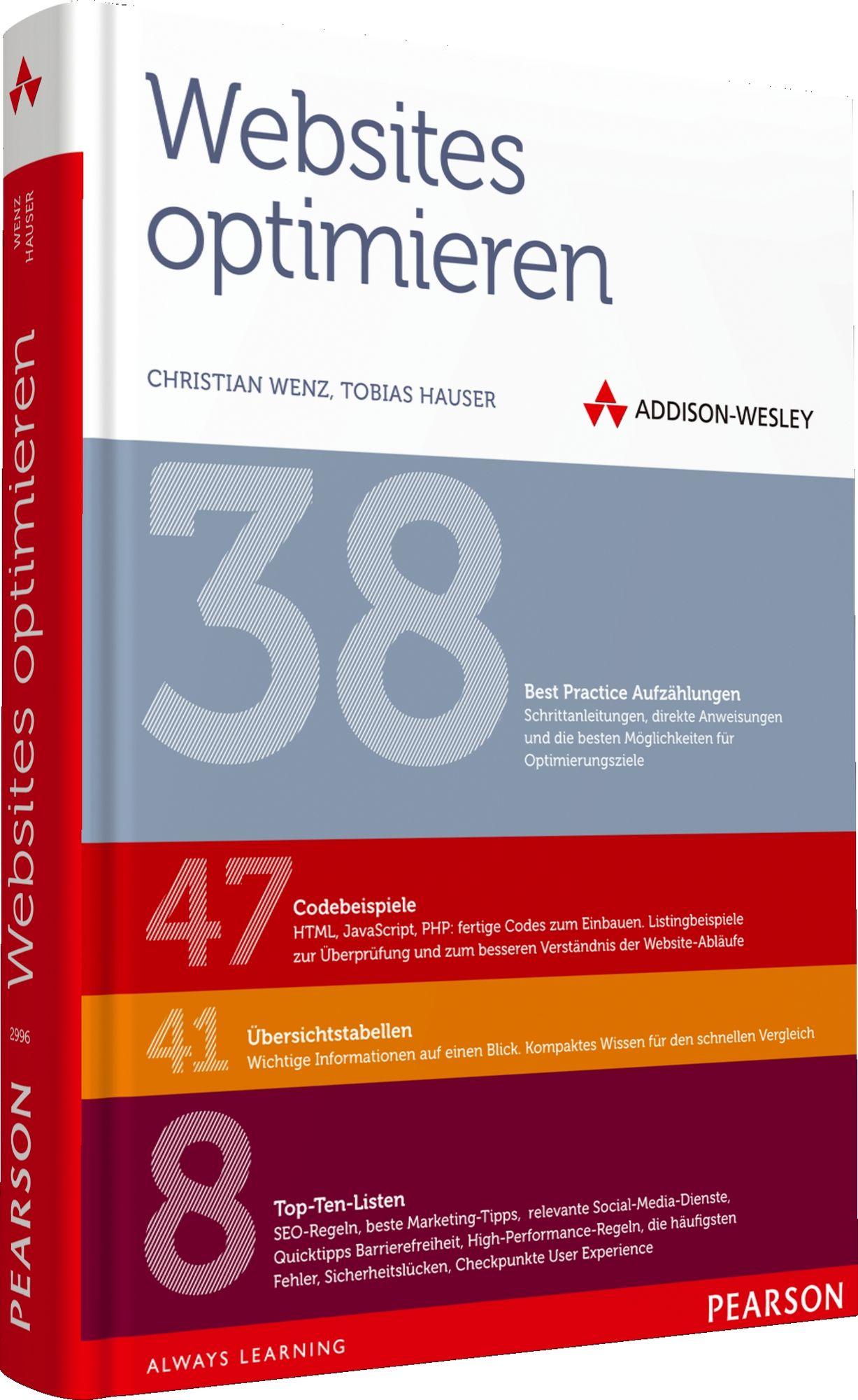 Website-Optimierung - Das Handbuch: SEO, Usabil...