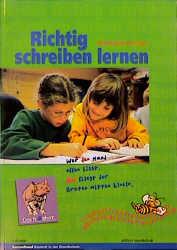 Richtig schreiben lernen. RSR. Sammelband ´Deut...