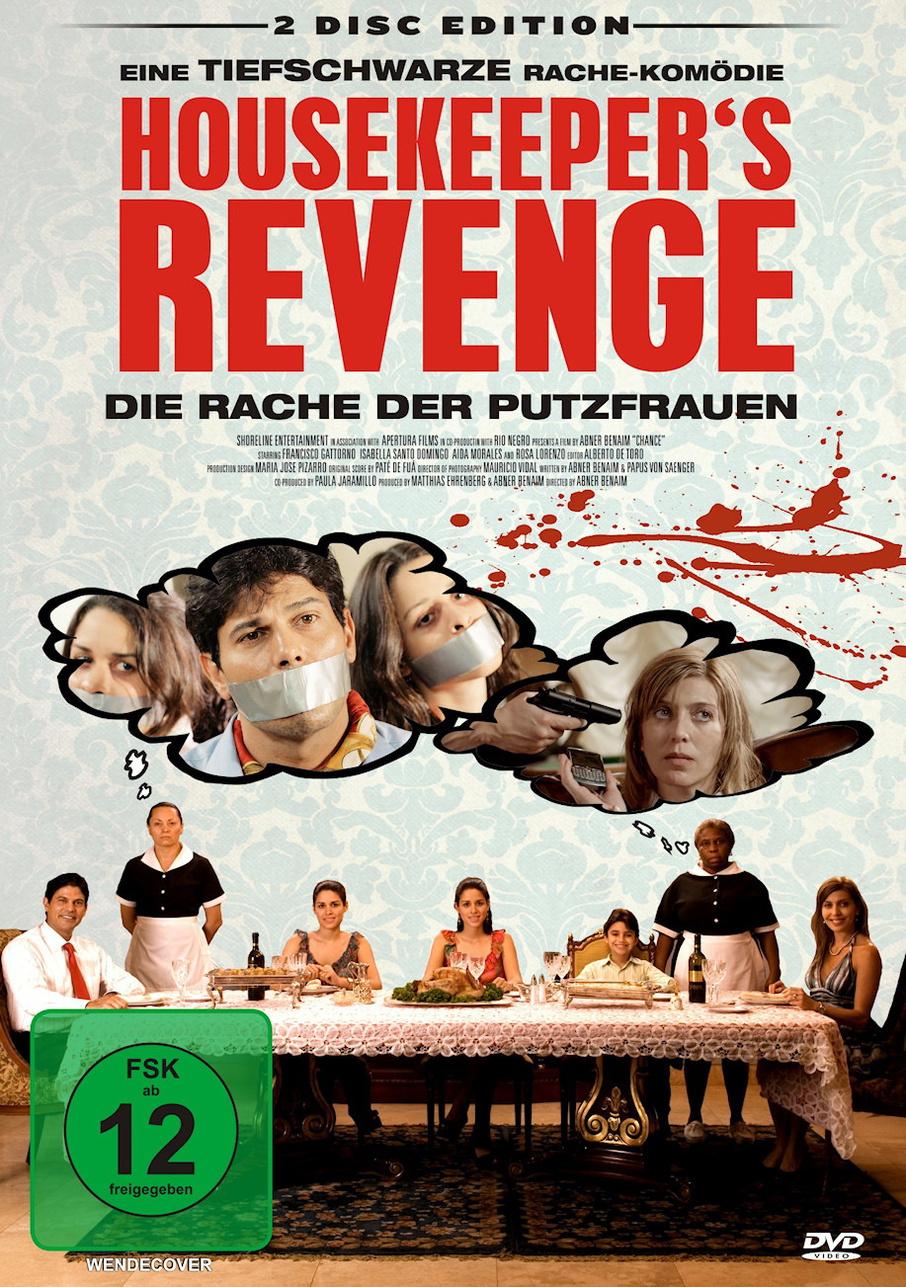 Housekeeper´s Revenge - Die Rache der Putzfrauen