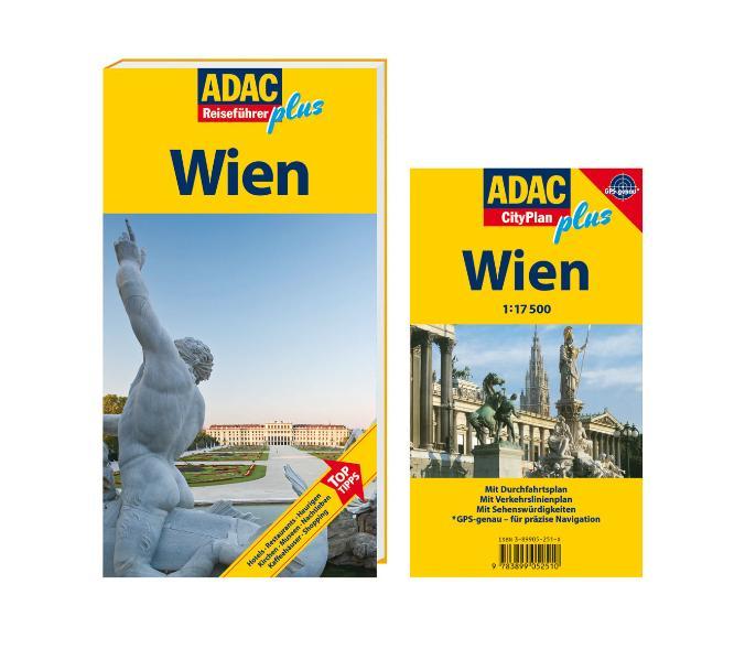ADAC Reiseführer plus Wien: Hotels. Restaurants...