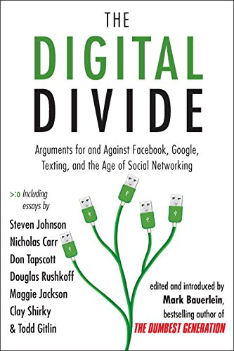 The Digital Divide: Arguments for and Against F...
