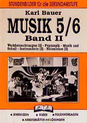 Musik (Sekundarstufe), Musik 5/6 - Bauer, Karl