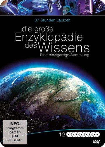 Die große Enzyklopädie des Wissens [Metallbox, 12 DVDs]