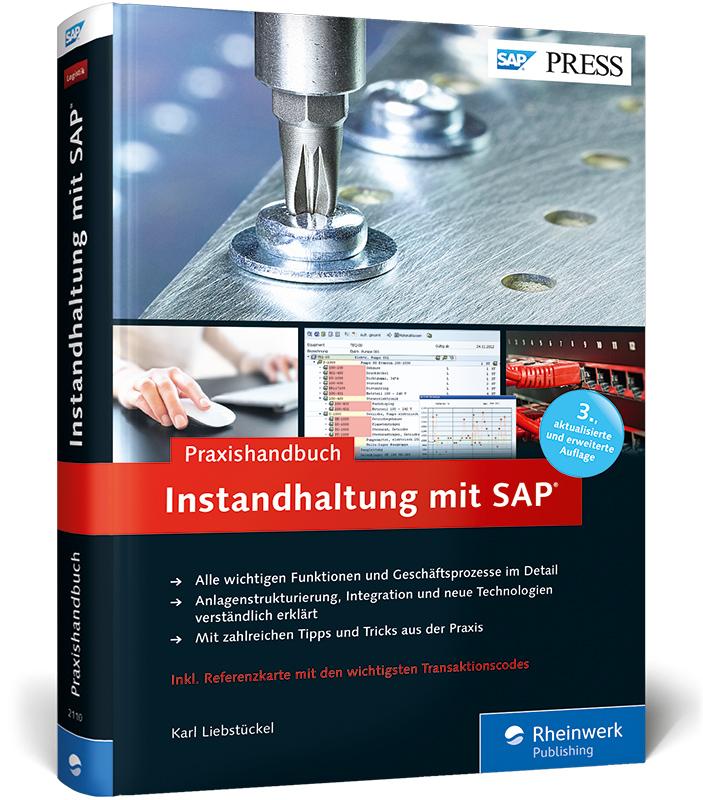 Praxishandbuch Instandhaltung mit SAP: Das Stan...
