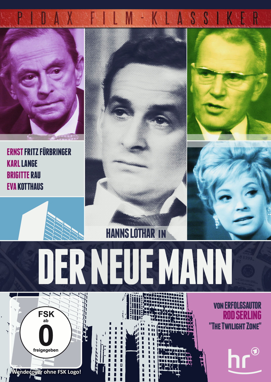Der neue Mann [Pidax Film-Klassiker]