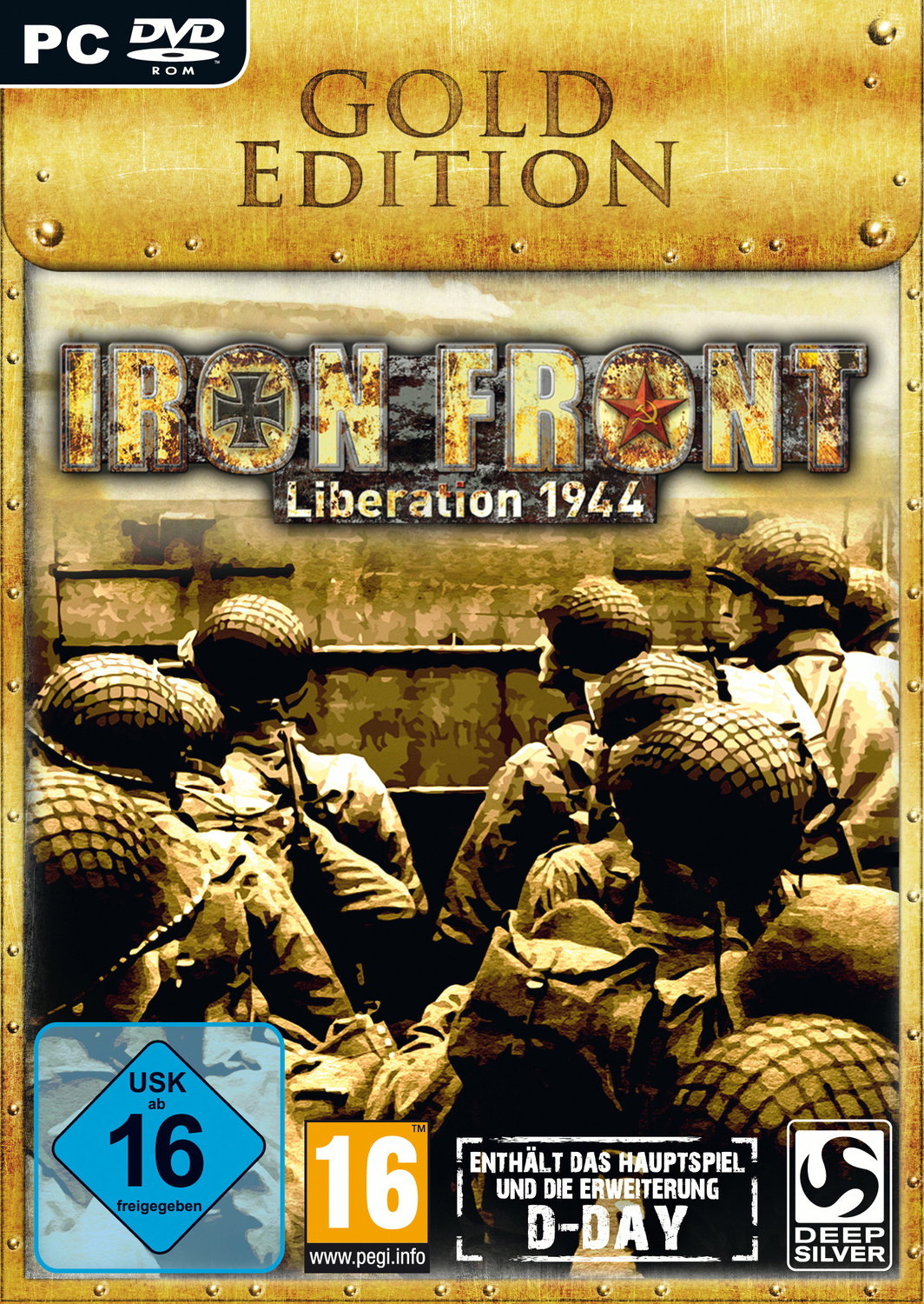 Iron Front [Gold Edition]