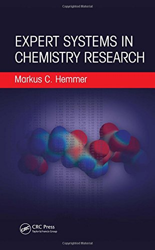 Expert Systems in Chemistry Research - Markus C. Hemmer [Hardcover]