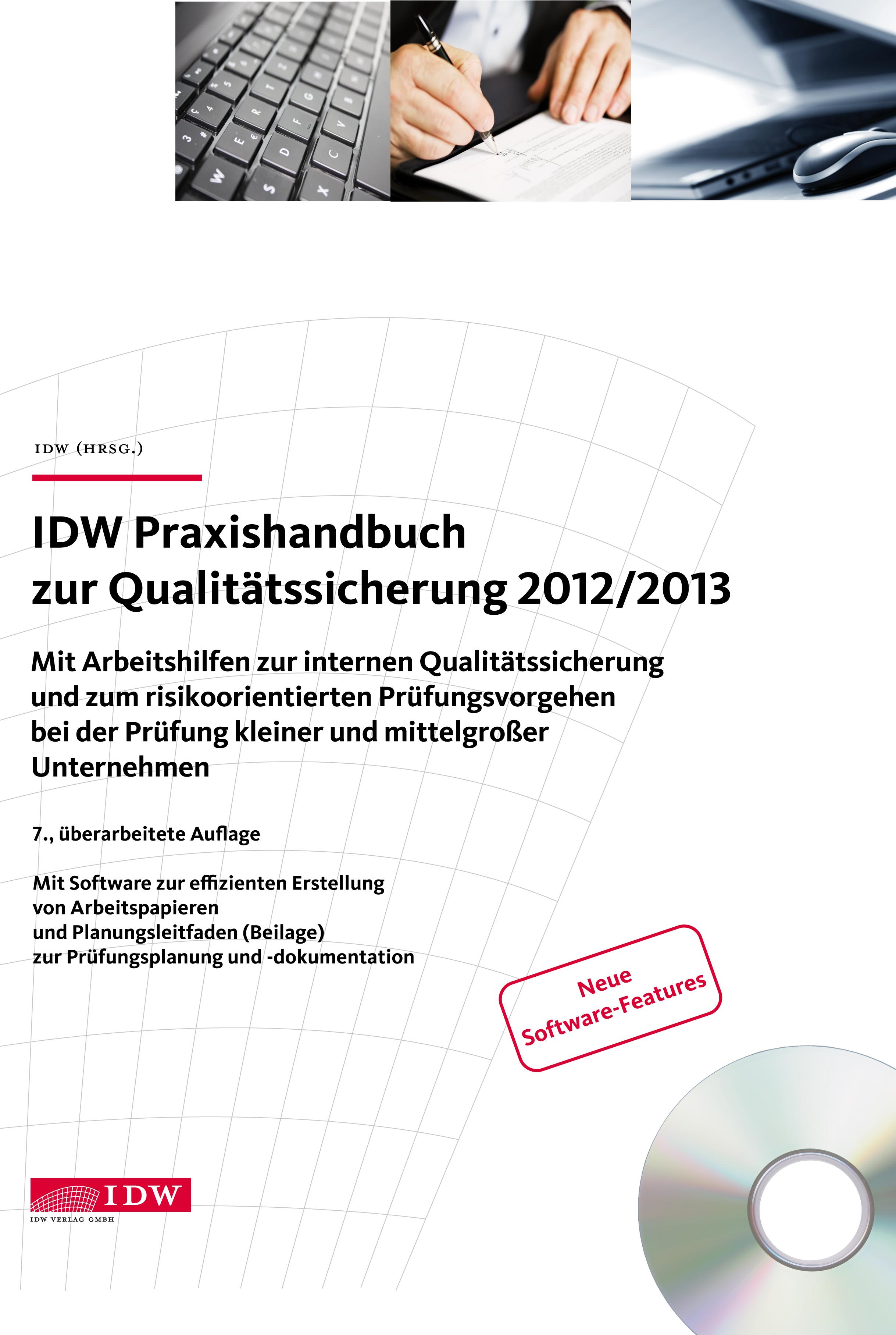IDW Praxishandbuch zur Qualitätssicherung 2012/...