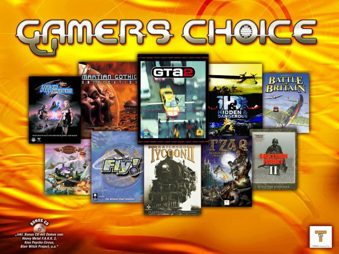 Gamer´s Choice