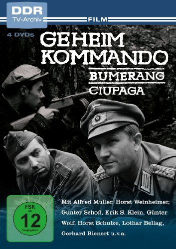 Geheimkommando Bumerang/Geheimkommando Ciupaga ...